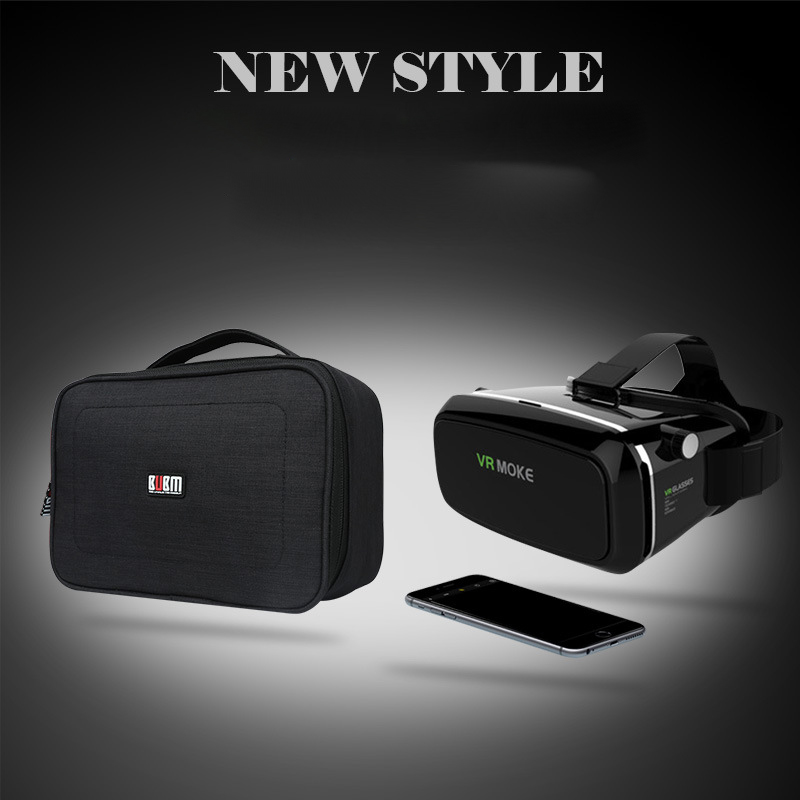 Caja de VR 3D Gafas a prueba de agua bolsa de Gafas 3D/VR Gafas bolsas