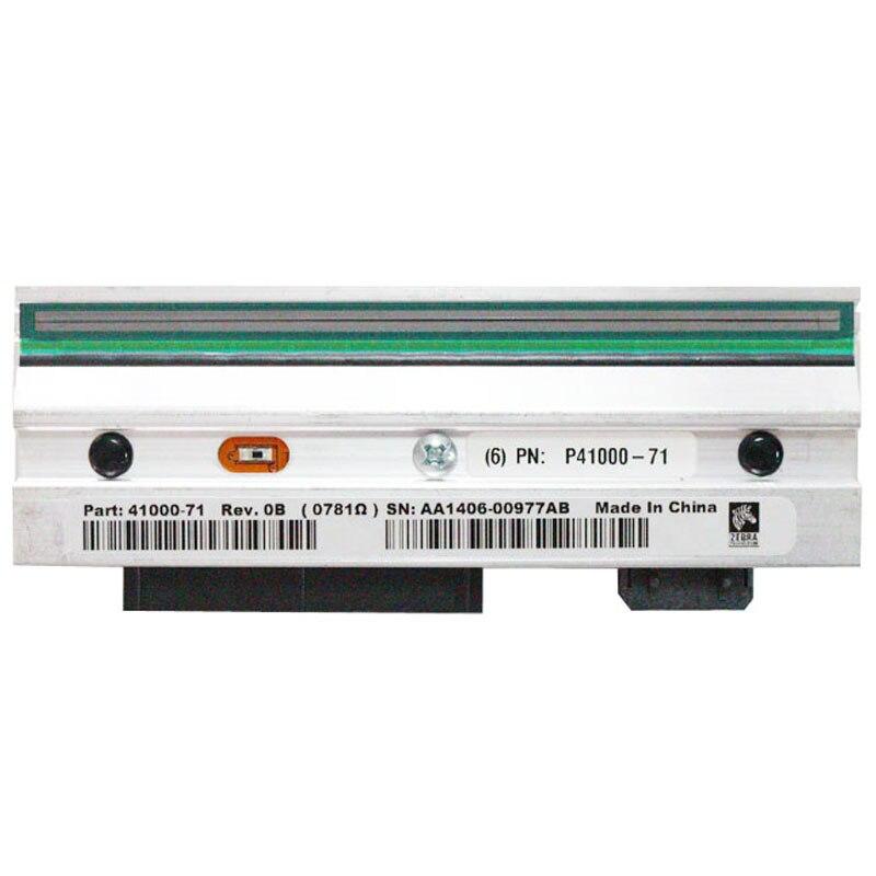 New Original Printer Head For Zebra ZT410 Thermal Barcode Printer 203 dpi Replacement Printhead Kit P1058930