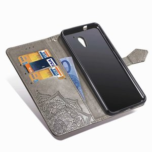 Image 5 - For ZTE Blade A510 A610 V7 Lite L5 Plus Mandala Pattern Leather Flip Wallet Card Holder Stand Case Cover