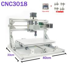 CNC 3018 ER11 grbl управления DIY ЧПУ, 3 оси печатных плат фрезерный станок, дерево маршрутизатор лазерная гравировка, лучшие игрушки