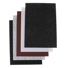 DIY Mayitr Self Adhesive Square Felt Pads Furniture Floor Scratch  Protector(China)