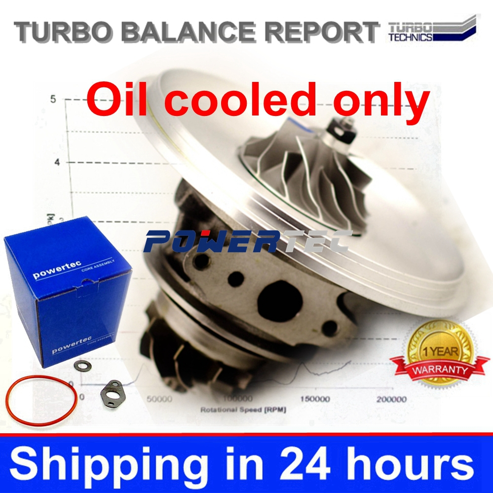 CT16 1720130030 17201 30030 turbocharger core cartridge 17201-0L030 172010L030 turbo charger chra for Toyota Hiace 2.5 D4D turbo charger for 2674a225 711736 0025 bt81058 gt2556s turbocharger
