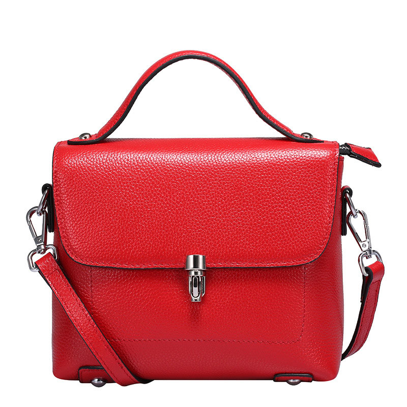 2017 New Genuine Leather Women Shoulder Bag Ladies Famous Brand Designer Messenger Bag Crossbody Bags High Quality Casual Tote new genuine leather women bag messenger bags casual shoulder bags famous brand fashion designer handbag bucket women totes 2017