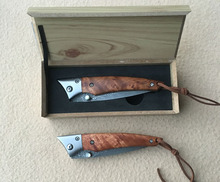 Damascus Folding Knife – Nighthawk 2.95″ Damascus Folding Knife