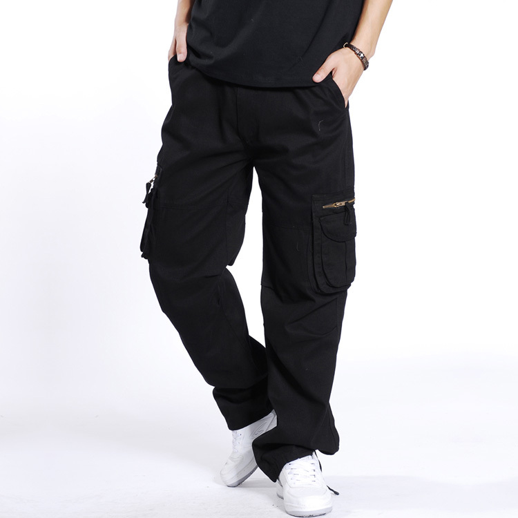 Online Get Cheap Black Baggy Cargo Pants -Aliexpress.com | Alibaba ...
