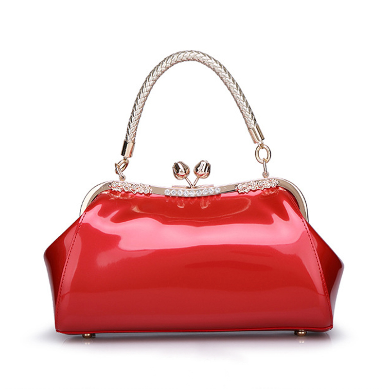 2017 Luxury Ladies Evening Hand Bag Fashion Vintage Women