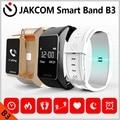 Jakcom b3 smart watch novo produto de acessórios eletrônicos inteligentes como pulseira de relógio gps relógio de golfe mi mi assistir 2 pulseira de couro