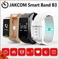 Jakcom b3 smart watch nuevo producto de electrónica inteligente accesorios como mi reloj de correa de reloj gps golf mi reloj 2 correa de cuero