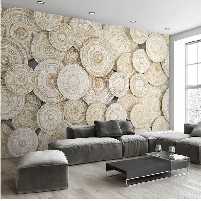Living Room Bedroom Hotel Home Decor Wall Papers 3D Tree Roots Texture Photo Paper Mural Self Adhesive Vinyl Silk Wallpaper