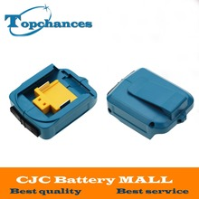 2X High Quality Twin USB Li-ion Battery Charger Adaptor for BL1830 BL1840 BL1850
