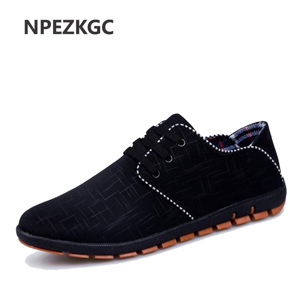 NPEZKGC 2017 New Fashion Men Shoes Spring Summer High Quality Breathable Casual Shoes Men Canvas Low Laces Shoes Flats кружка loraine i love you 340 мл разноцветный