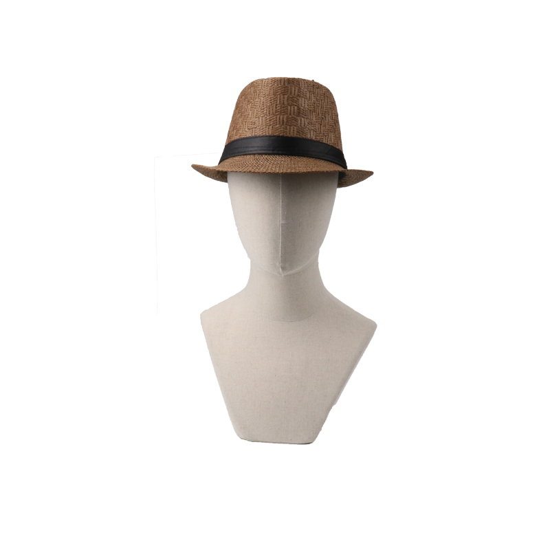 18 Summer Cowboy Hat Straw Hat Cappello Leisure Beach Visor Women Hat Hoeden Voor Mannen chapeau de paille femme Hats Caps Men 5