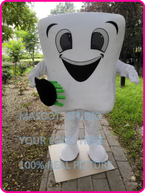 mascot tooth teeth toothbrush mascot costume custom fancy costume anime cosplay kit mascotte theme fancy dress carnival 41306 image