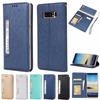 BINUODA Note 8 Phone Case High Quality 2 In 1 Detachable Flip Folio PU Leather Wallet