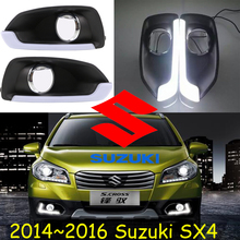 Suzuke SX4 daytime light 2007 2013 2014 2016 Free ship LED SX4 fog light SX4