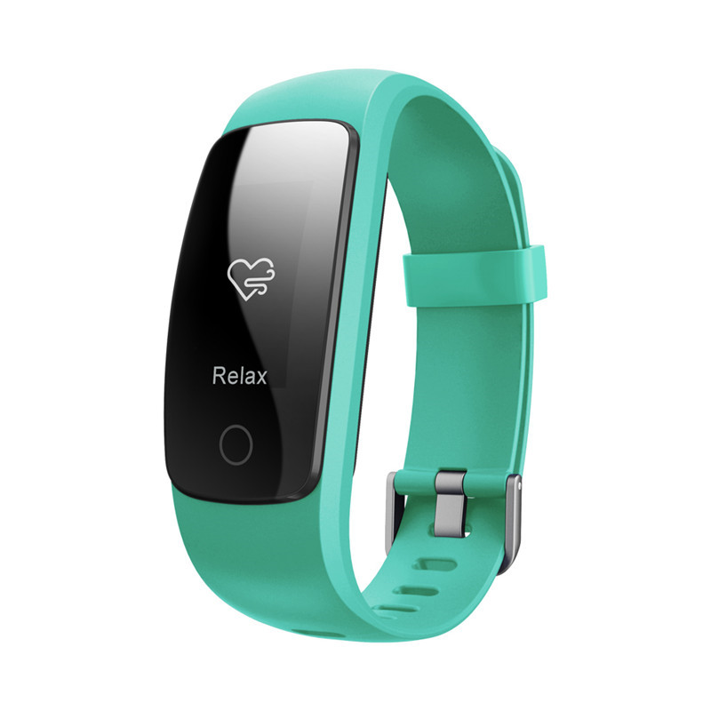 Tracking Wristband Bracelet Fitness Smart-Heart-Rate Health Sport Bluetooth Android Monitor