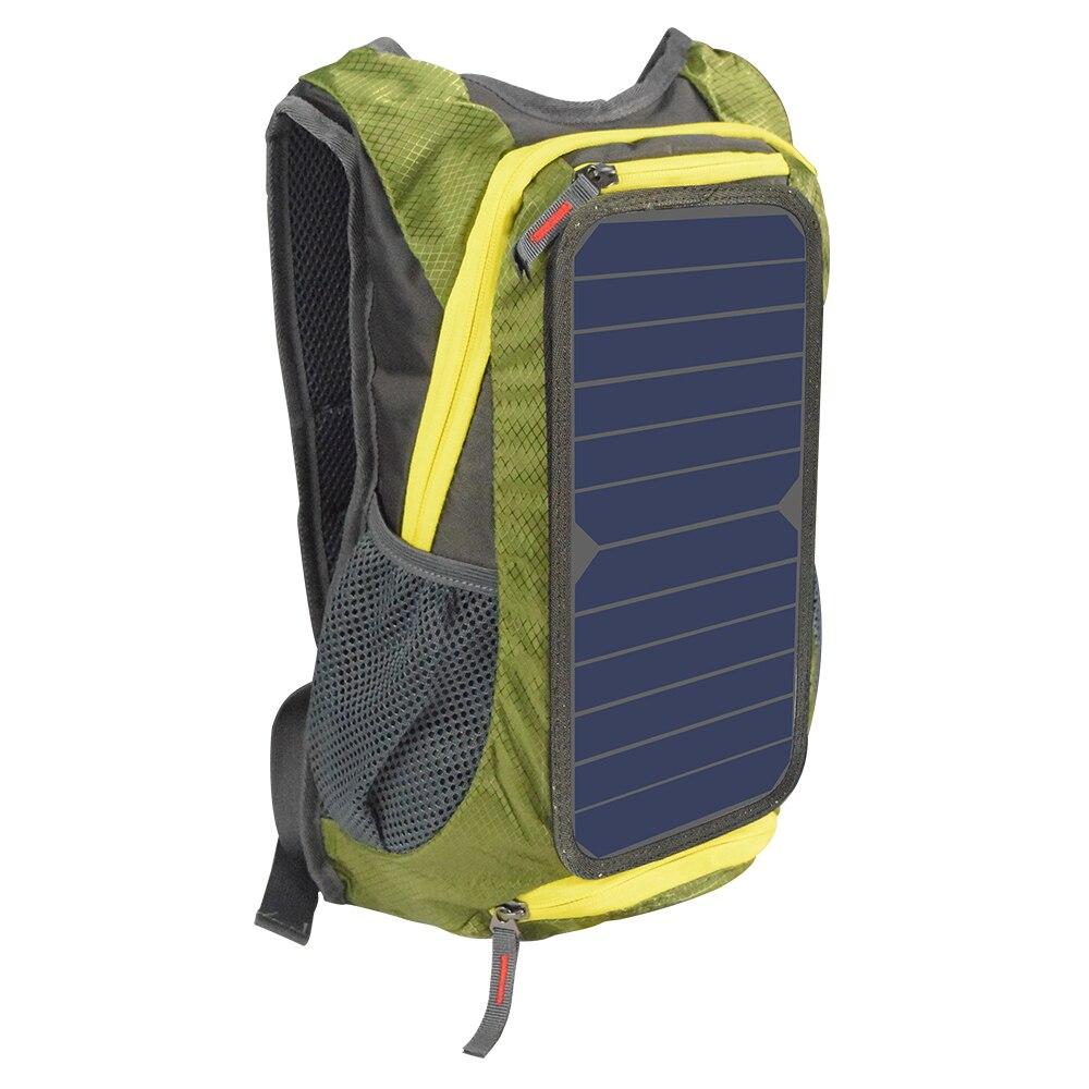 XINPUGUANG Bag Solar Charge Panel Backpacks Multifunctional Travel Charging Laptop Bag Shoulder for USB Mobile Charger Backpack