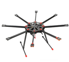 F11270 Tarot X8 TL8X000 8 axle Octocopter Umbrella Type Folding Frame Multicopter Electronic Retractable Landing Skid