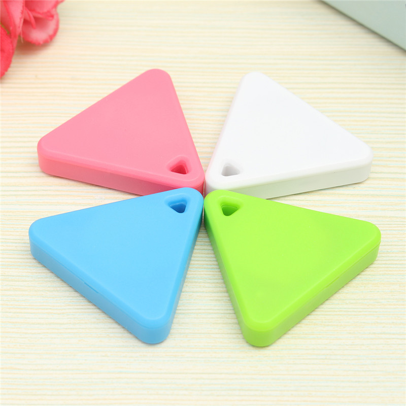 NEW 4 Color Mini Size Smart Bluetooth Tracker Finder Wireless GPS Tracer Locator Tag Child Bag Wallet Key Finder