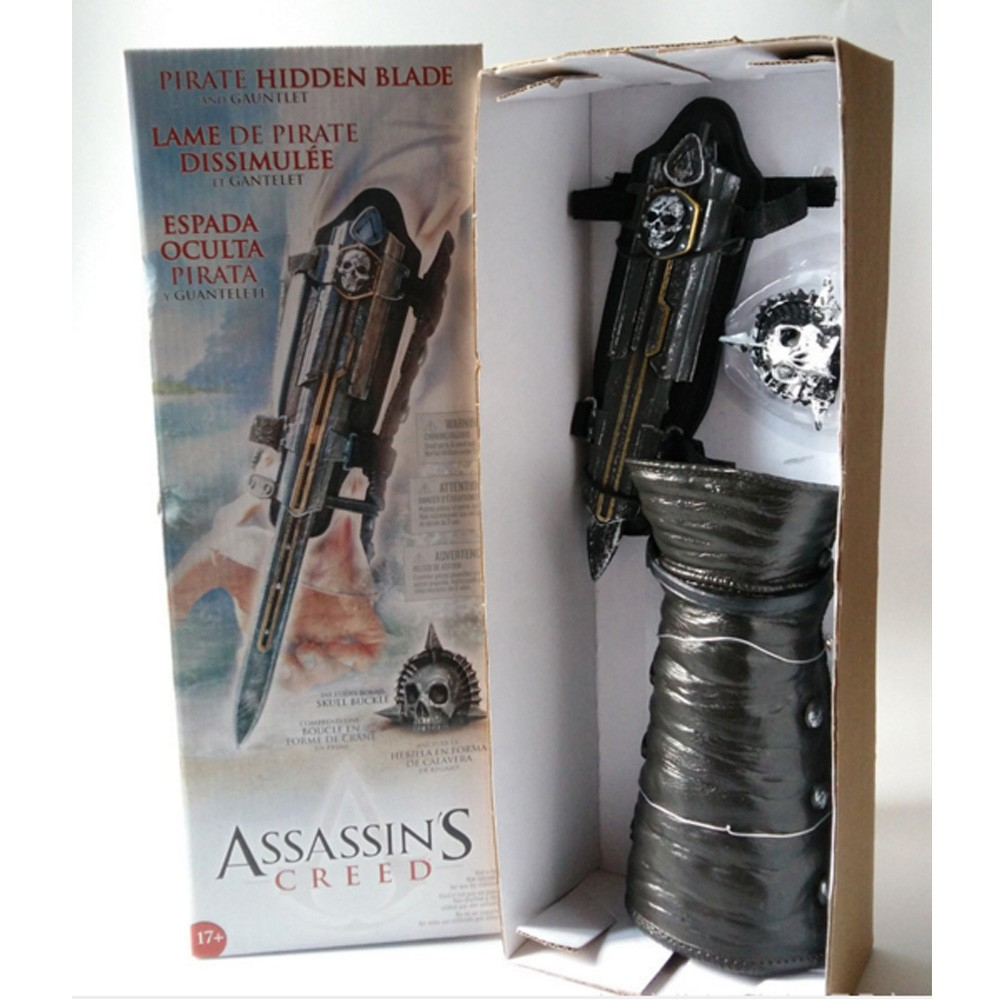 Assassins Creed Four Black Flag Pirate Hidden Blade Edward Kenway Cosplay Toys Ebay