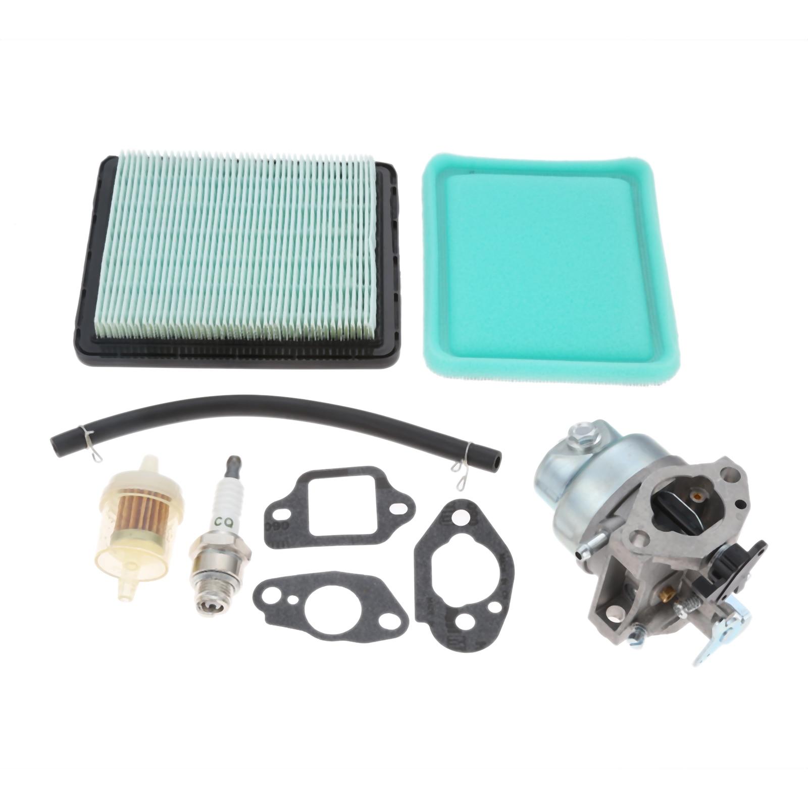 Air Pre Filter Cover Assy For Honda GX25 HHT25S w Primer Bulb Carb Repair Kit