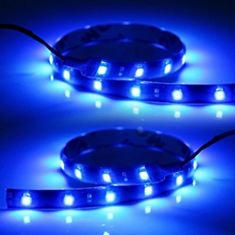 2x tekne navigasyon LED aydınlatma 12V DC kırmızı/yeşil/mavi/beyaz/sarı su geçirmez deniz LED şeritler