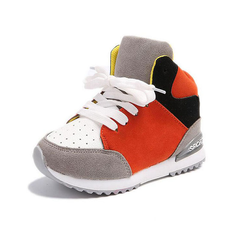 Child Unisex Breathable Shoes Girls Boys Fashion Sneakers Student Sport Casual Shoes Spring Autumn(Little/Big Kids) #14-BZ81