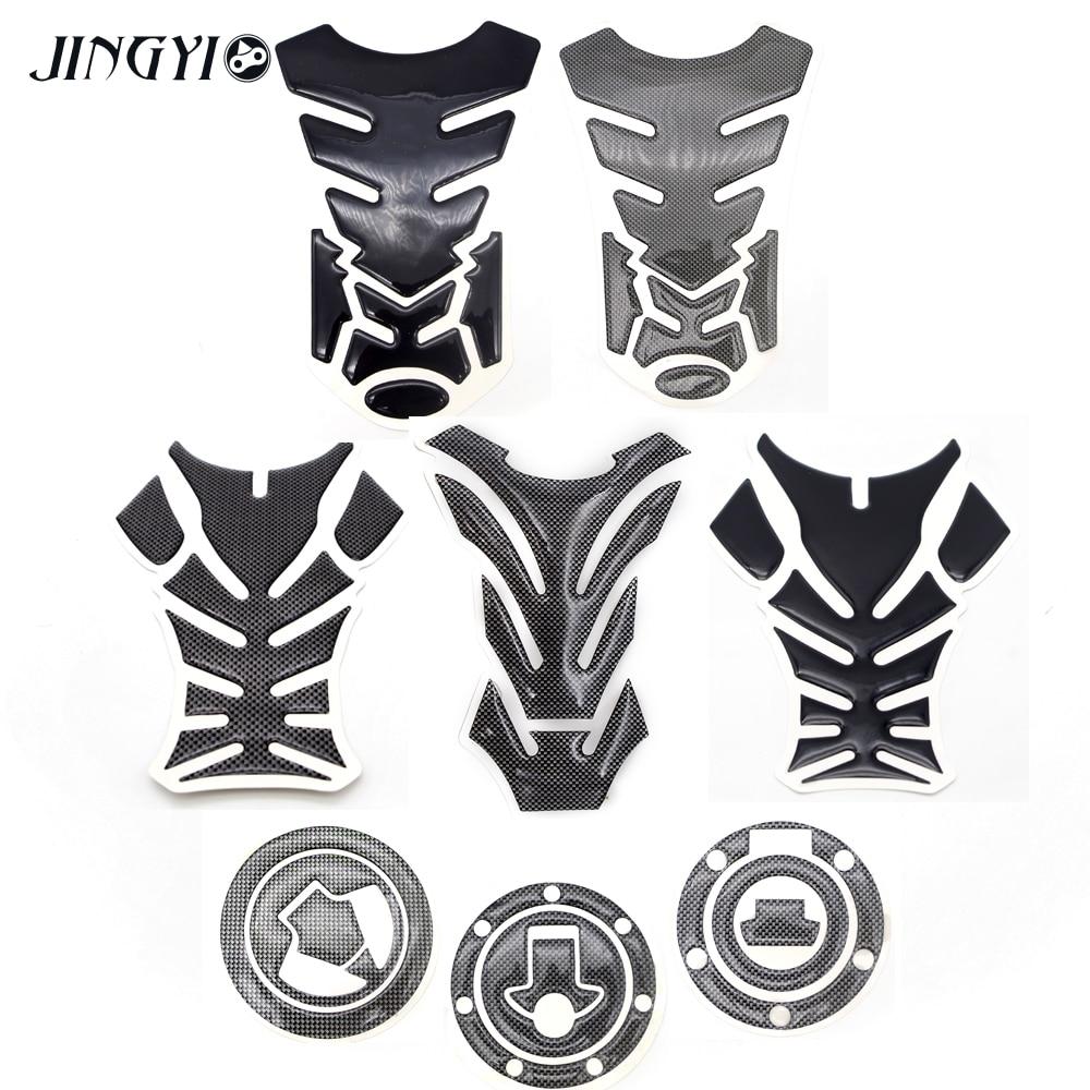 New 3D Moto Decal Motorcycle Gas Fuel Tank Pad Protector Sticker Kit For Helmet Sticker Xsr900 Kawasaki Z650 Tankpad