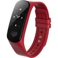 New B9 ECG PPG Detection Smart Wristband Heart Rate Monitor Blood Pressure Smartband Bracelet For Android