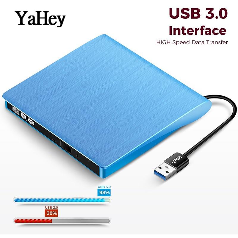 [Dërgimi nga Magazina Lokale] USB 3.0 CD / DVD RW Burner Driver - Komponentët kompjuterikë