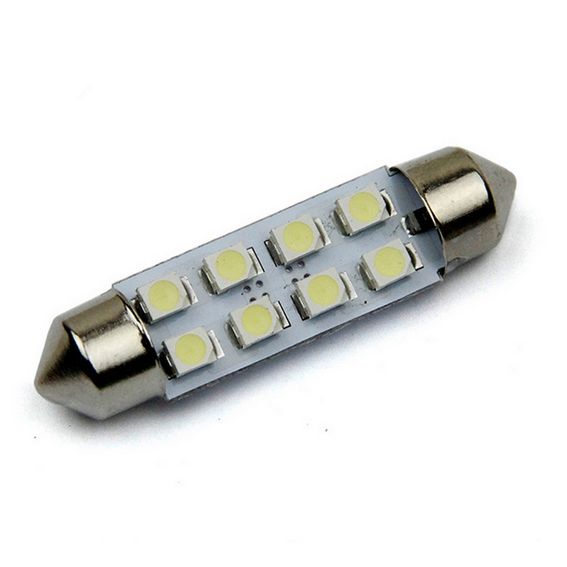 Lights & Lighting Responsible 10pcs 42mm 1.72 1210 Smd 16-led Festoon Dome Light White 211-2 212-2 Led Bulbs & Tubes