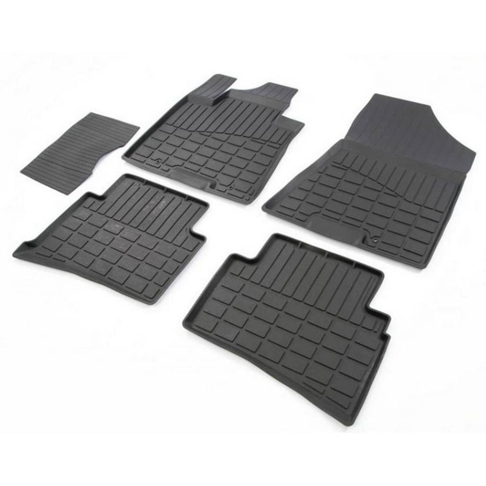 Фото - Mats interior injection Rival for Kia Sportage IV 5-DV. 2016-2018 2018-n. A., rubber, no fasteners, jumper, 5 PCs injection practice kit iv injection pad