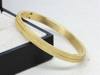 WLB0621 FreeShipping fashion jewelry stainless steel women bangles with  Unique Design bracelet for lady