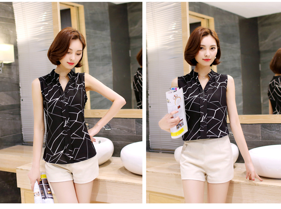sleeveless shirt women (2)