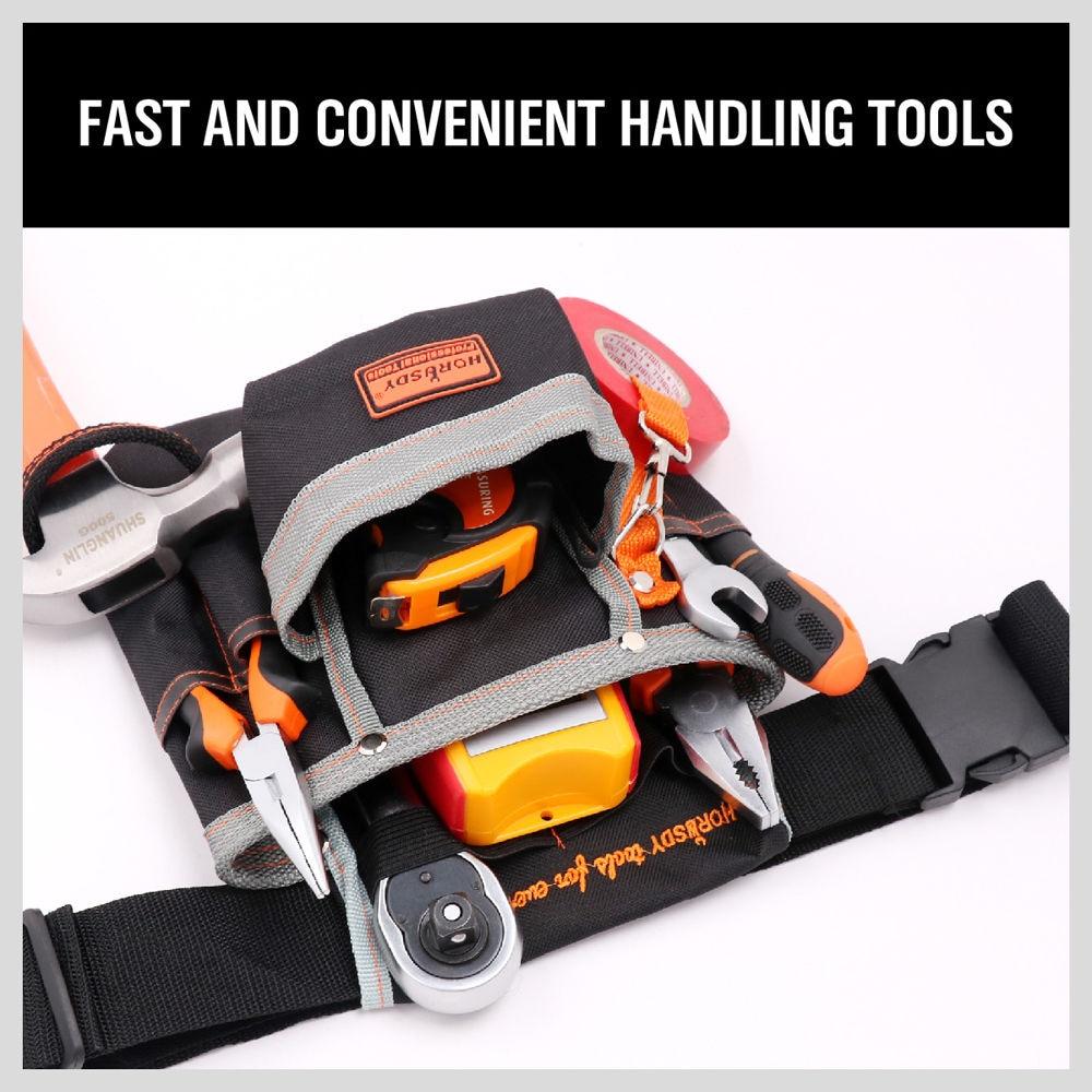 SEDY Bolsas para herramientas de electricista de alta calidad 8 - Almacenamiento de herramientas - foto 4
