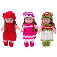 Newborn Baby Shower Variabile Vestiti Doll Toy Regalo Per La Casa Formazione Ragazze Regalo di Compleanno Caual Accessori