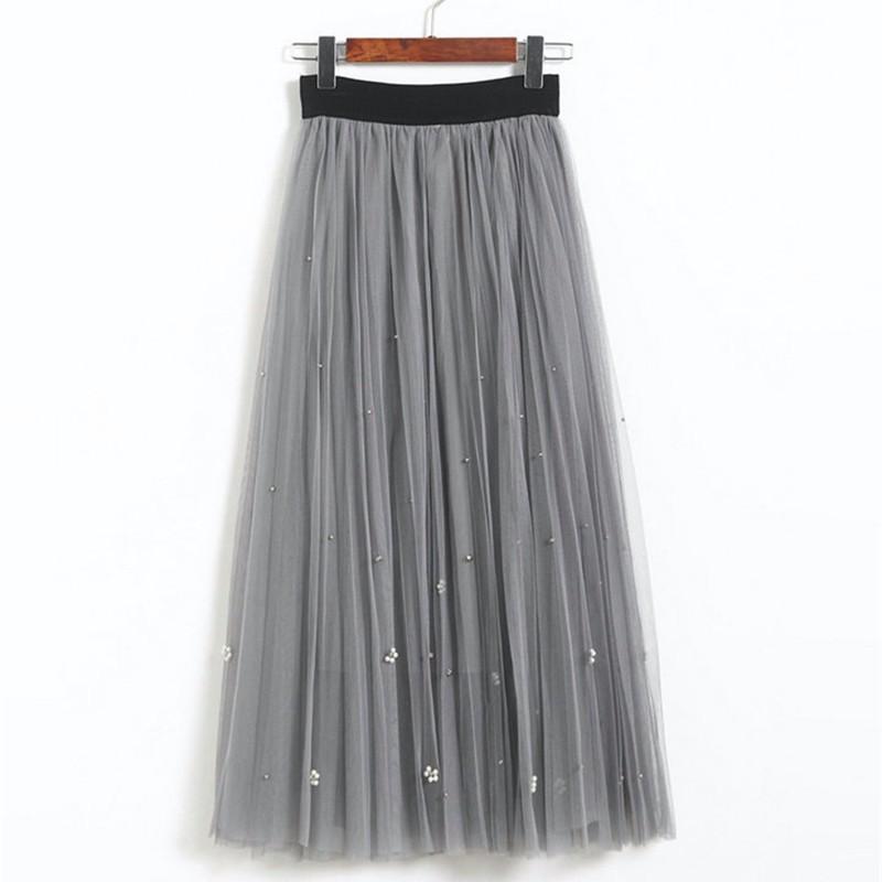 lace long skirt 08