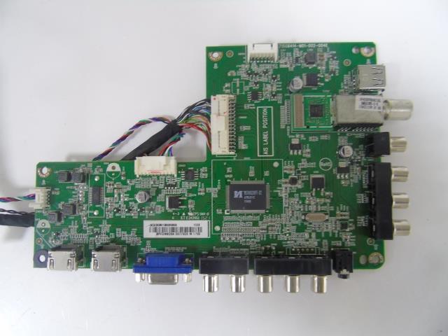 715G6414-M01-002-004K For Screen TPT400LA V580HJ1 Good Working Tested 715g6542 m0e 000 005i for screen tpt400la good working tested