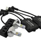 2x Canbus 5200LM 55 w LED Koplamp H4 P6 LED Auto Koplamp Mistlamp Conversie Kit H4 Vervang Lamp Lamp nieuwe