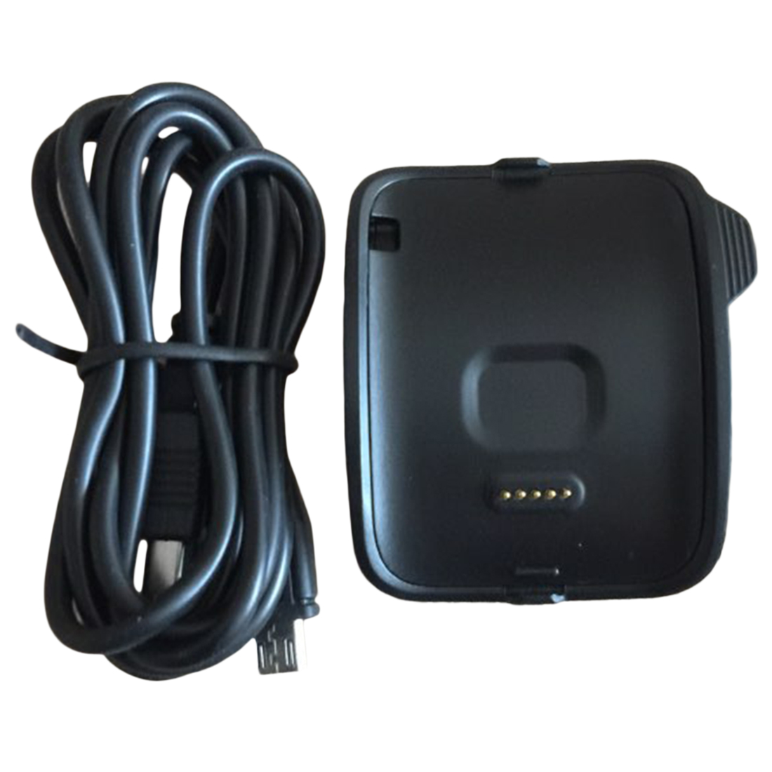 Centechia Top Quality quick charging with usb cable, Charging Dock Charger Cradle for Samsung Galaxy Gear S Smart Watch SM-R750