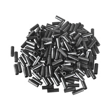 500PCS Cycling Mountain Bike Brake Cable Tips Crimps Bicycles Derailleur Shift Cable End Caps Core Inner Wire Ferrules 4mm/5mm