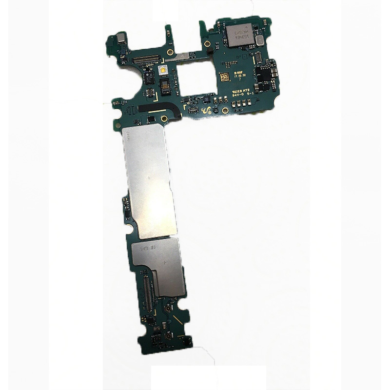 Image 4 - Tigenkey For Samsung Galaxy S8 G950F Motherboard Original G950F Unlocked Main Motherboard Replacement-in Mobile Phone Circuits from Cellphones & Telecommunications