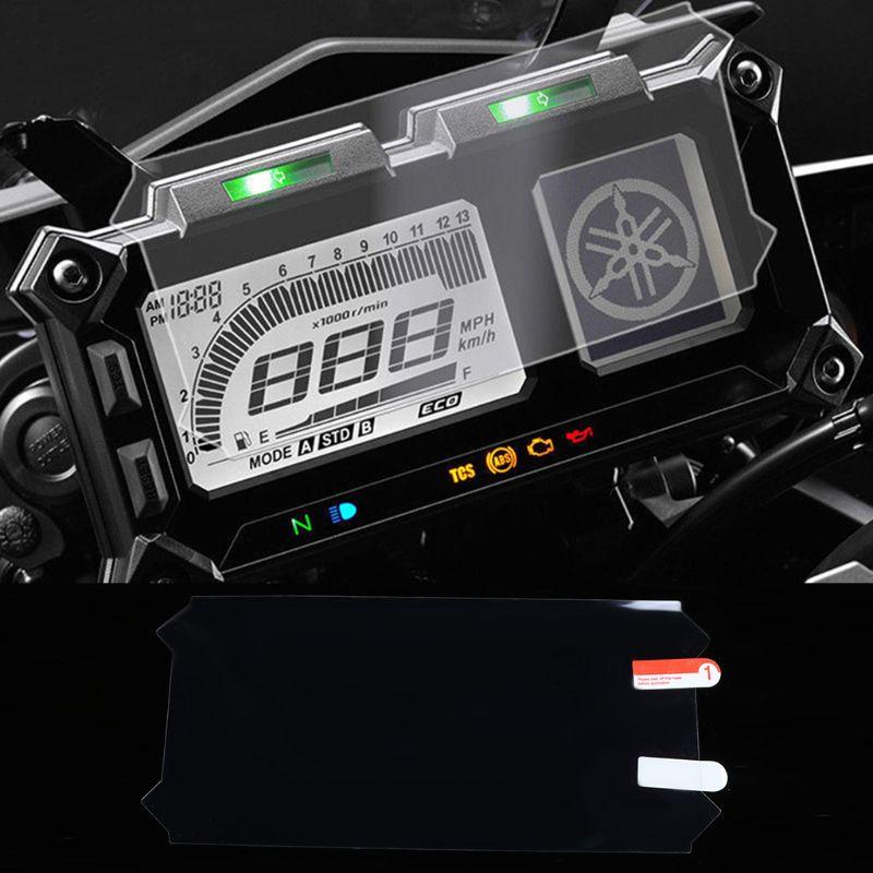 2 Set Cluster Scratch Cluster Screen Protection Film Protector Sticker For Yamaha MT-09 FJ/MT 09 MT09 TRACER FJ-09 SUPER TENERE crash bar mt 09