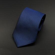8cm Slim Formal Zipper Tie for Men Wedding Party Business Paisley Neckties Striped Convenient Male Neck Black Blue Red