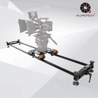 78,7 /200 см Алюминий Камера слайдер медведь 50 кг дорожная сумка тележка для видеосъемки c операторская тележка на рельсах направляющей для Вид