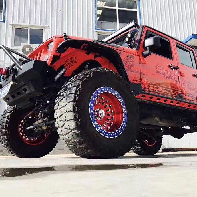 Dc Cnc Alloy Wheel Hub For 1 10 Crawler Rc Car 2 2 Inch American