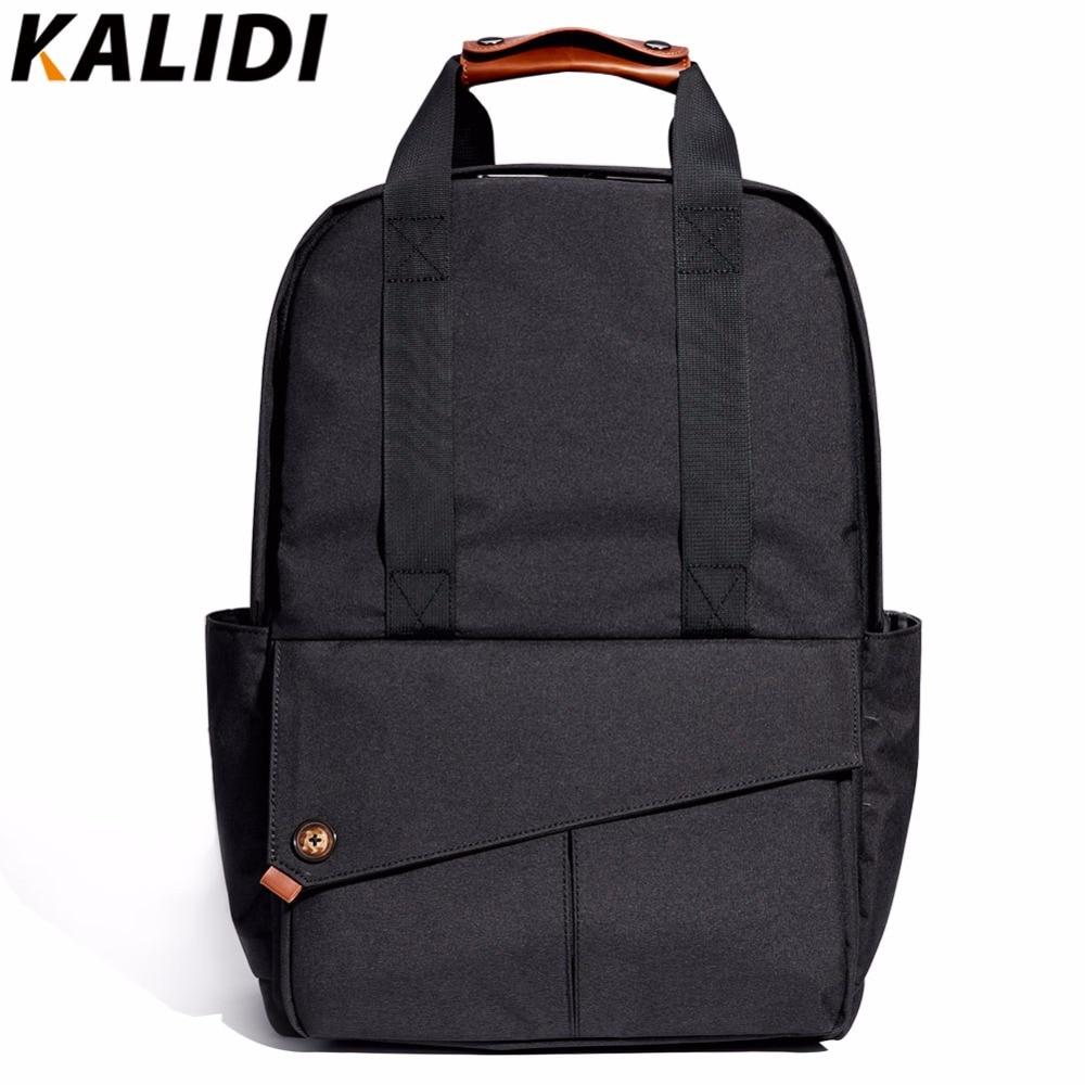 KALIDI Waterproof Men Backpacks School Travel Backpack Bag Business Casual backpack Laptop Backpack for Macbook 15