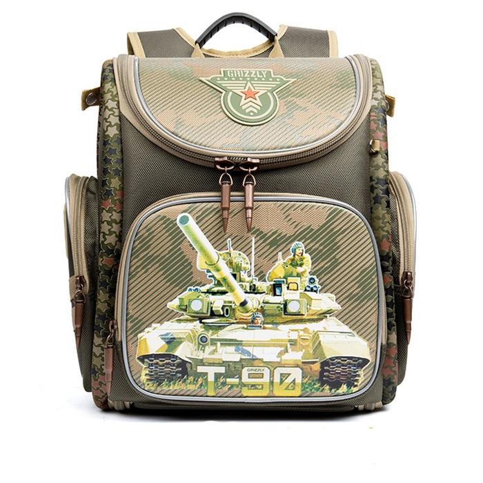어린이 학교 가방 소녀 소년 군사 테마 학교 배낭 eva 접힌 방수 정형 배낭 1 학년 1 4-에서학교가방부터 수화물 & 가방 의  그룹 1