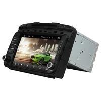 4GB RAM 2 din 9 Octa Core Android 6.0 Car Audio DVD Player for Kia Sorento 2015 With Radio GPS WIFI Bluetooth TV USB DVR OBD