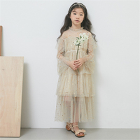 Girls clothes 10 12 year girl party dress kids dresses for girls baby girl clothes summer teenagers clothing